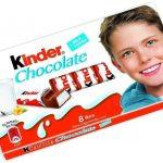 Мальчик из рекламы Киндера вырос и стал красавцем