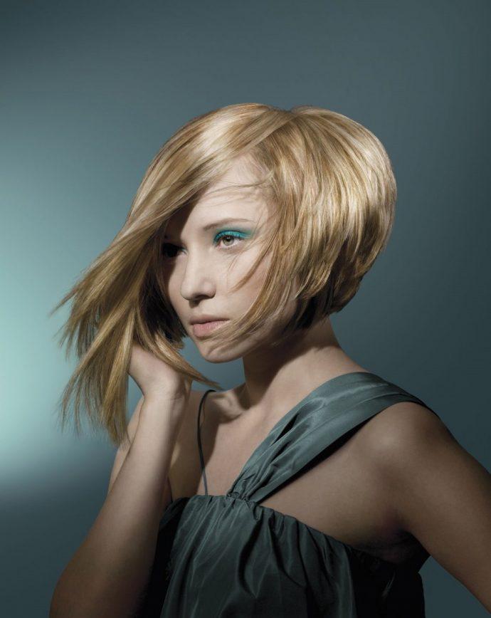 Причёска боб-каре