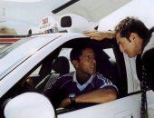 Кадр из фильма Такси