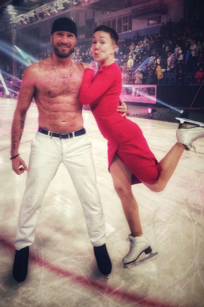 Дарья Мороз уходит из ледового шоу