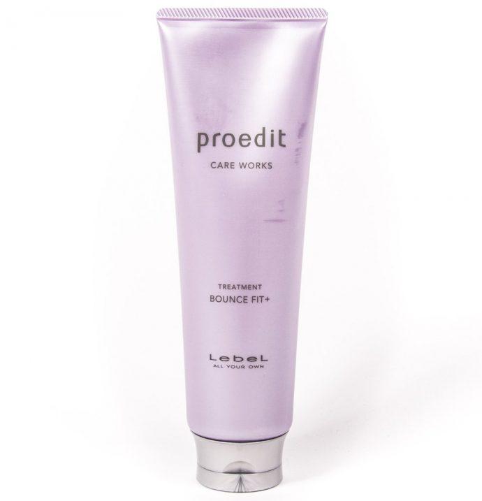 Увлажняющая маска для волос Proedit Hair Treatment Bounce Fit Plus