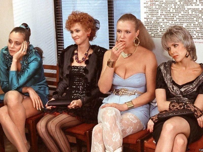 Актёры, сыгравшие в фильме «Интердевочка»: фото тогда и30 лет спустя
