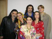 Актеры сериала «Кармелита»
