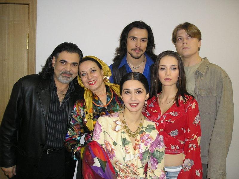 Как сейчас выглядят актёры сериала «Кармелита»