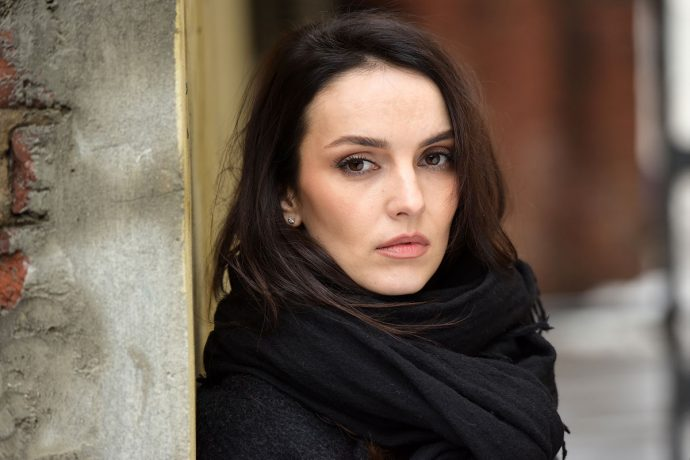 Актриса Юлия Зимина сейчас