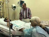 Алибасов в больнице