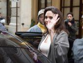 Анджелина Джоли закрутила роман с телохранителем