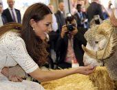 Кейт Миддлтон с улыбкой показала мастерство в стрижке овец
