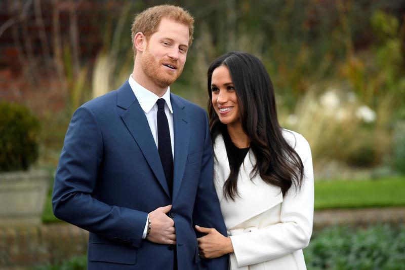 Принц Гарри с супругой поделили домашние обязанности