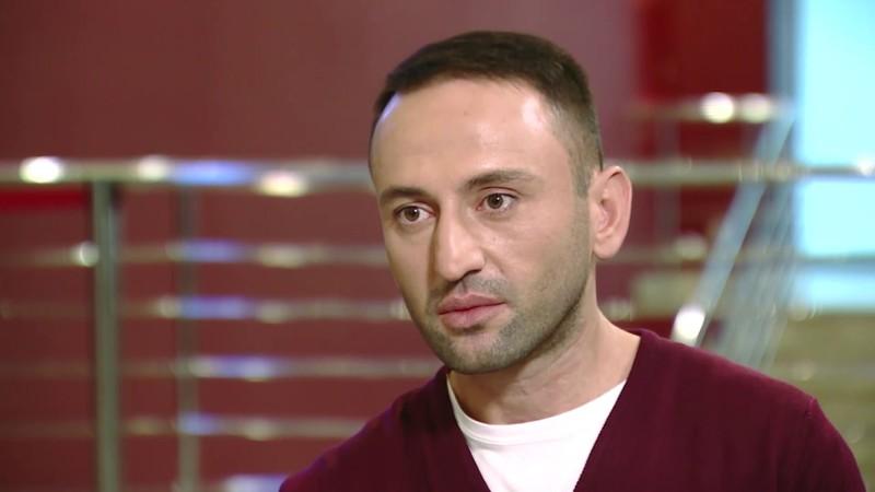 Борис Хлебников показал «Шторм»