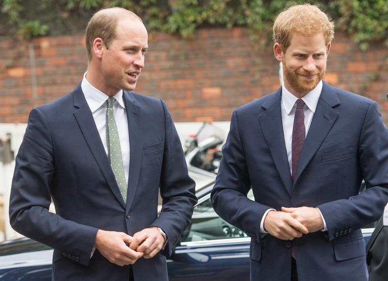 Принц Гарри помирился с младшим братом после двухлетней ссоры
