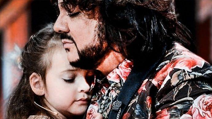 Киркоров с дочерью