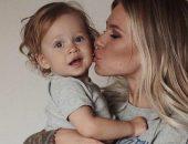 Рита Дакота с дочерью