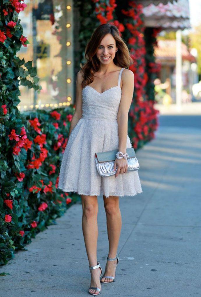 Платье для первого свидания