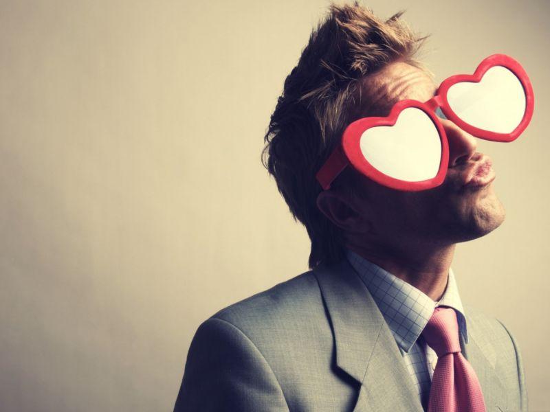Основные признаки того, что мужчина влюблён