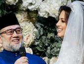Бывший король Малайзии развёлся с «Мисс Москва»