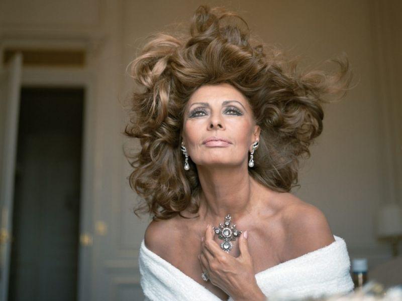 Итальянская Золушка: как сейчас выглядит Софи Лорен (фото)