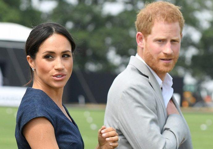 Меган Маркл и принцу Гарри предрекли «феноменальный успех»