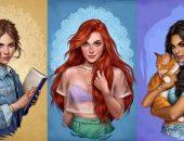Диснеевские принцессы в современном мире