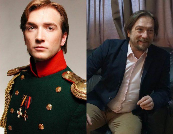 Пётр Красилов тогда и сейчас