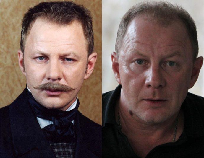 Дмитрий Шевченко тогда и сейчас