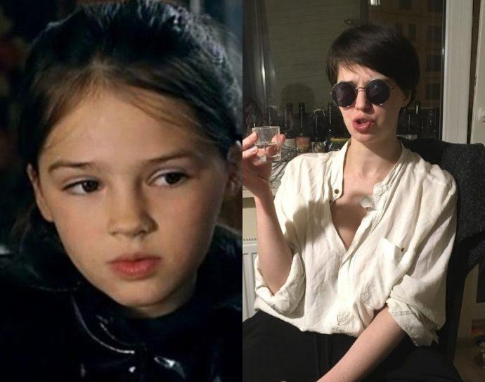 Екатерина Горина: тогда и сейчас