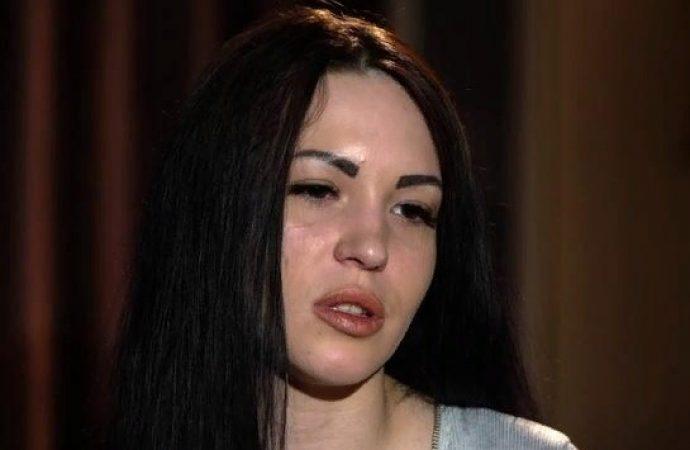 Екатерина Ермакова во время проекта