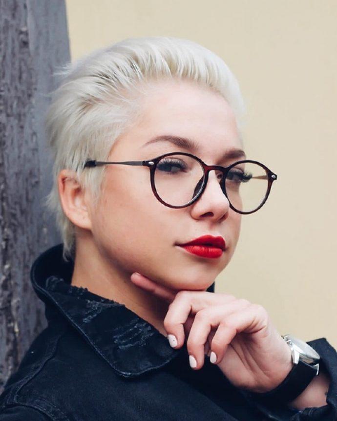 Анастасия Кузнецова после проекта