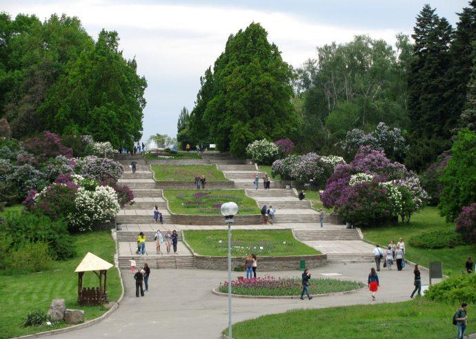 Ботанический сад им. Гришко