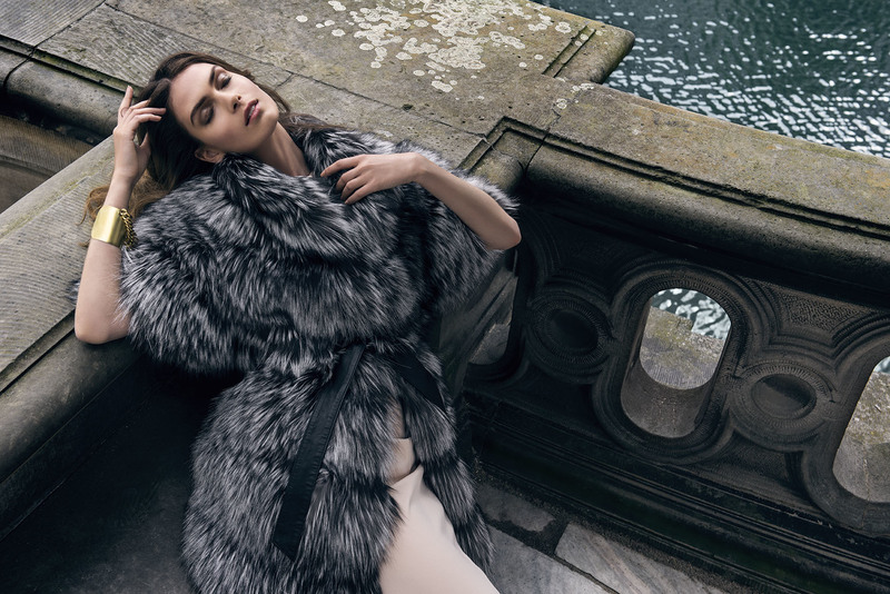 Актуальная городская мода: с чем носить меховую жилетку