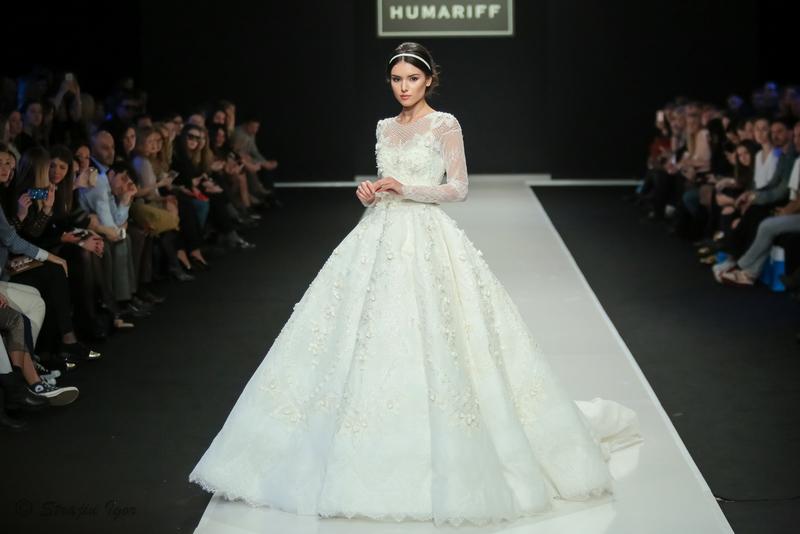 Образы для важных событий: роскошные платья от Humariff