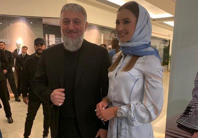 Бузова Кадыров