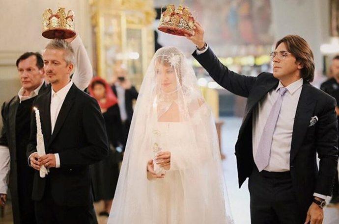 Собчак венчание