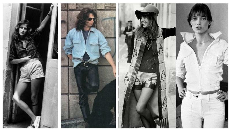 30 всемирно известных икон моды и стиля 1950-1980 гг.