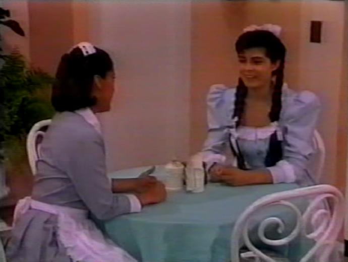 Кадр из сериала Просто Мария