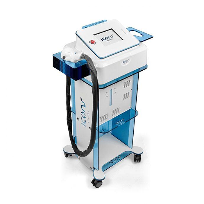 Салонный аппарат для лазерной эпиляции