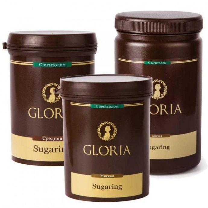 Сахарная паста Глория
