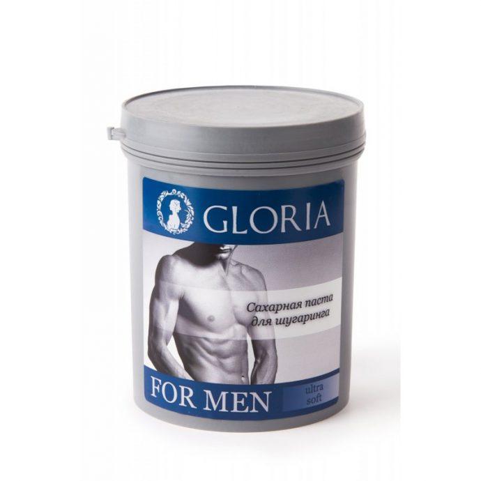 Паста для шугаринга Глория для мужчин