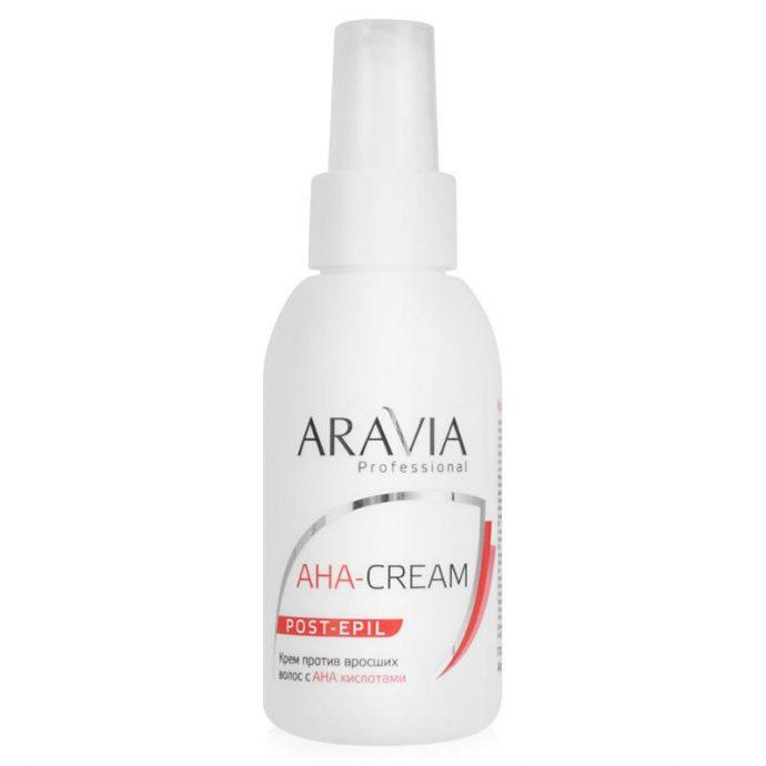 Крем от вросших волос Aravia