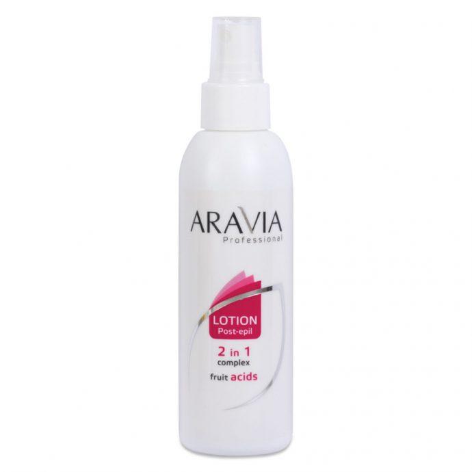 Лосьон от вросших волос Aravia
