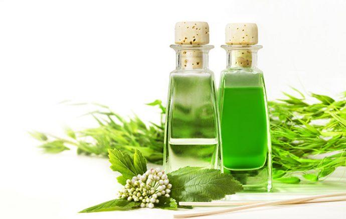 Эфирные масла и растения