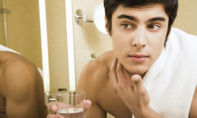 Депиляция кремом у мужчин