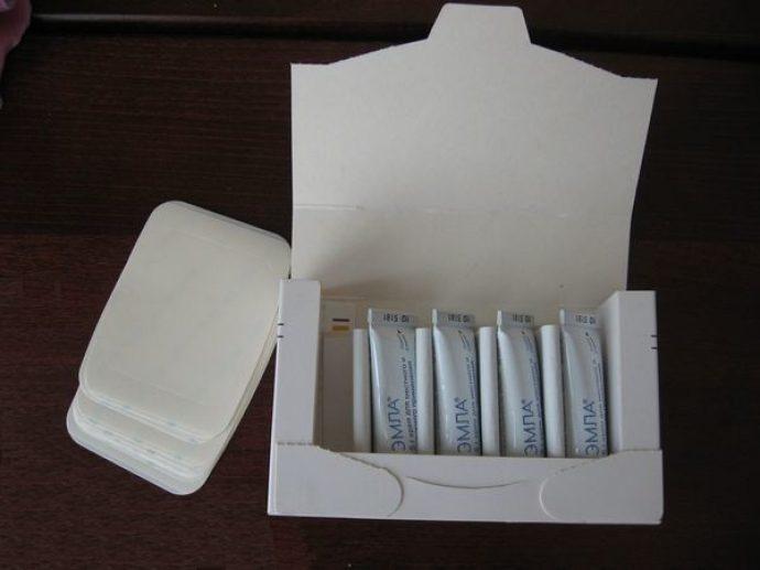Упаковка Эмла