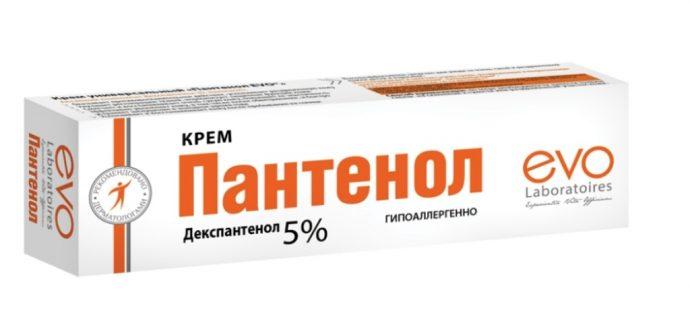 Крем Пантенол