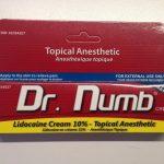 Средство для обезболивания Dr. Numb