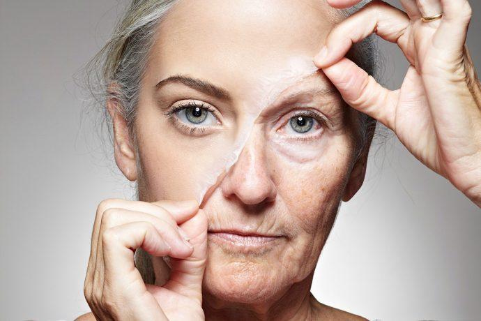 Внешние признаки старения