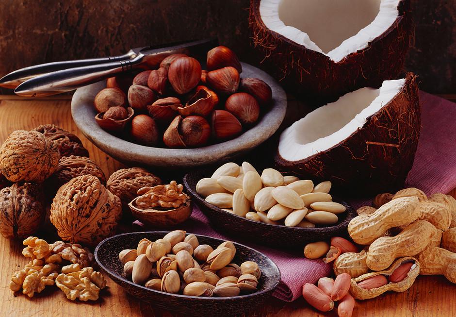 Ореховая диета для