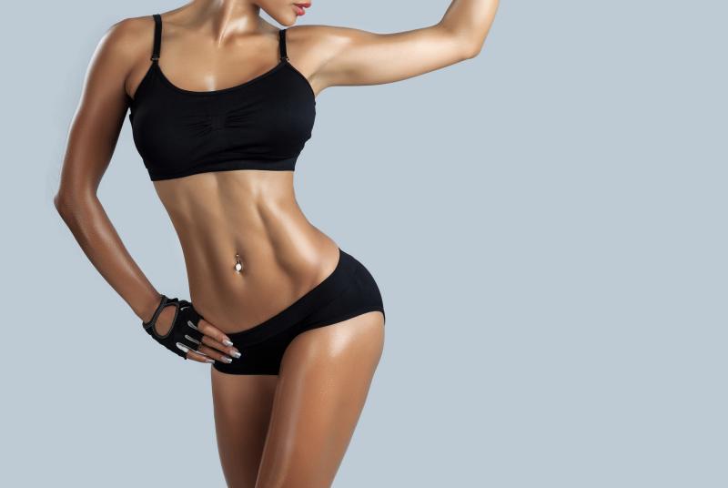 Как восстановить упругость кожи после похудения