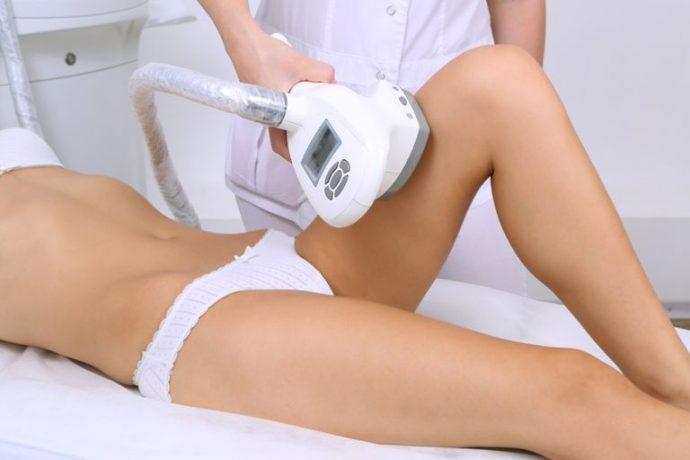 RF-лифтинг ноги
