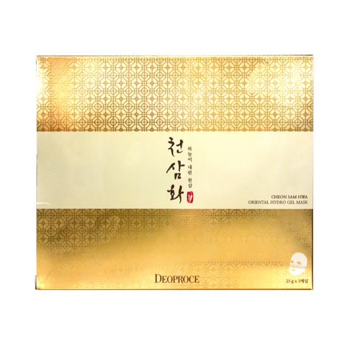 Deoproce Cheon Sam Hwa Oriental Hydro Gel Mask